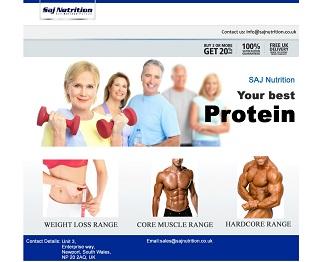 Saj Nutrition