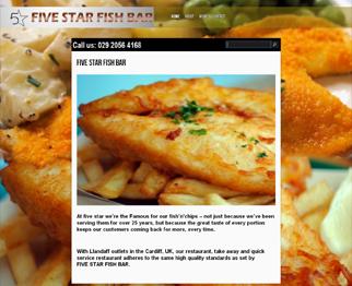 Five Star Fish Bar